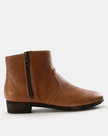 Tsonga Tsonga Var 005 Gonyoza Mid Calf Boots Beige buy cheap low price buy cheap sneakernews jN5zcHGo