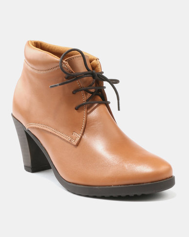 cheap price discount authentic Tsonga Tsonga Duva Lace Up Ankle Boots Var 002 Hazel cheap find great great deals sale online hftYO