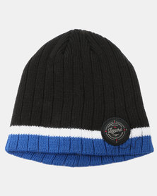 Lizzard Carl Beanie Black