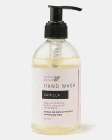 The Essential Collection Liquid Hand Wash Vanilla 250ml