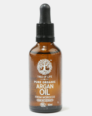 Tree of Life Pure Organic Cosmetic Grade Argan Oil