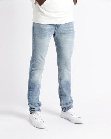dbbefa3825de81 Levi's® 510™ Skinny Fit Jeans Gingham Warp   Zando