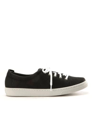 sale brand new unisex Froggie Froggie Mocc Sneakers Black discount ebay uETnExFl