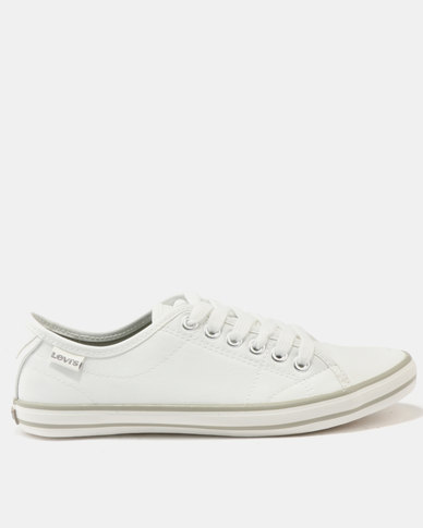 Levi's Levi's ® Frankie Sneakers Off White cheap find great outlet new styles clearance store ZeCJaSS
