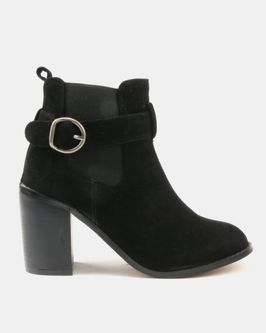 sale from china Jeep Jeep Alk Heeled Ankle Boots Black cheap best wholesale buy cheap low shipping fee free shipping newest low price sale online RmZQKY
