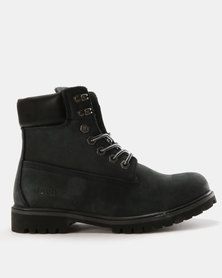 Jeep Gecko Boots Navy