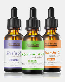 Neutriherbs Trio Serum Kit