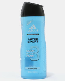 adidas After Sport Shower Gel 400ml