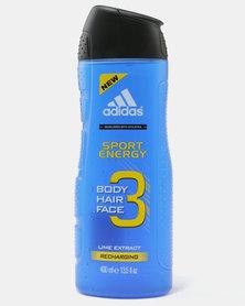 adidas Sport Energy Shower Gel 400ml