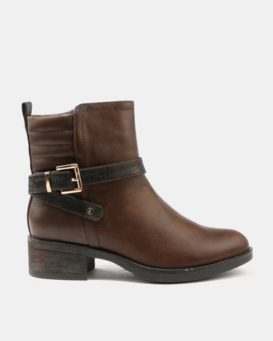 cheap sale outlet locations Franco Gemelli Franco Gemelli Gabriela Ankle Boots Choc cheap good selling discount low shipping fee low price fee shipping online zy23gWSFO