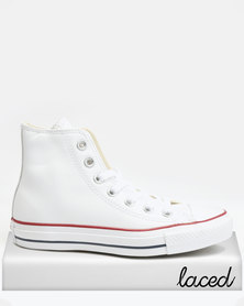 Converse Chuck Taylor All Star Hi Sneakers White da3a91db6c