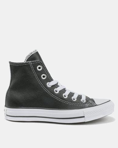 6ca61844aad1 Converse Chuck Taylor All Star Hi Top Sneakers Black