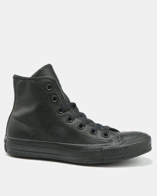 4c2e8f8a5b Converse Chuck Taylor All Star Hi Top Sneakers Black Mono