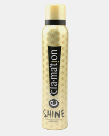 Coty Exclamation Shine Body Spray 150ml