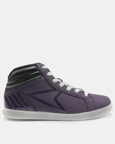 Power Wisp Ashton Sneakers Purple