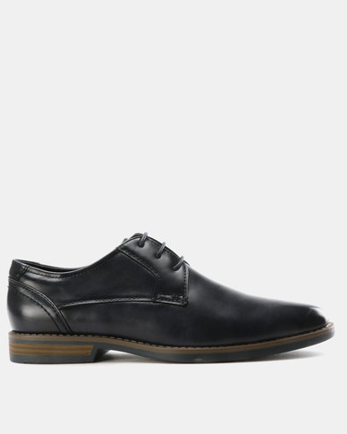 Gino Paoli Formal Derby Lace Up Navy