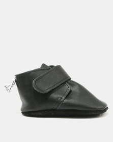 Shooshoos In To Night Classic Pull Ons Black