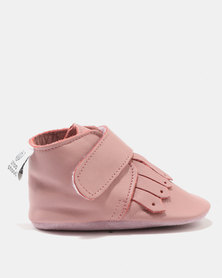 Shooshoos Miss Duvel Classic Booties Pink