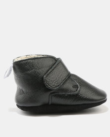 Shooshoos Wowza Trouser Unlined Booties Black
