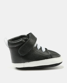 Shooshoos Space Jamming High Top Sneakers Black