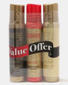 Revlon Unforgettable Perfumed Body Spray Banded Pack