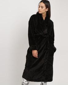 Poppy Divine Classic Waltz Length Gown Black