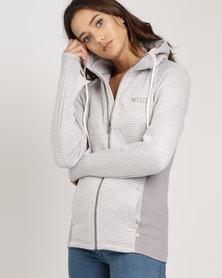 Lizzy Terese Zip Through Jacket Grey