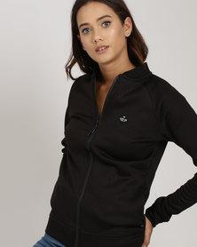 Lizzy Katrine Bomber Jacket Black