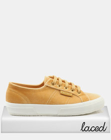 discount newest clearance with mastercard Superga Superga Classic Hairy Suede Lo Sneaker 102 Sherwood Green S84ODvU5
