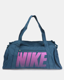 Nike Performance Womens NK Gym Club Duffel Blue
