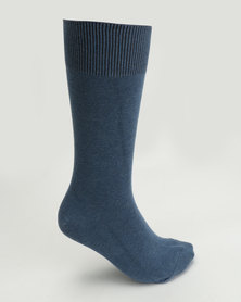 Falke Pure Cotton Socks Jean Melange