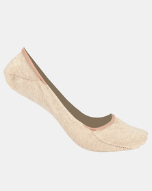 Falke Invisible Socks Sand