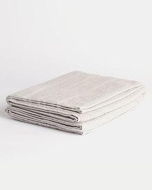 Linen House Selene Bath Towel Tea