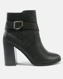 Call It Spring Troria Ankle Boots Black
