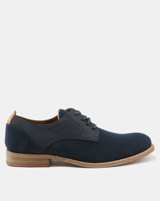 Call It Spring Eowan Lace-up Shoes Navy