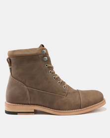 Call It Spring Rosciolo Casual Boots Beige