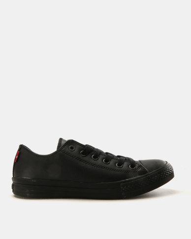 Levi's®  Pitch Lo MM Sneakers Mono Black