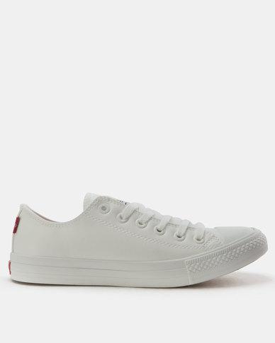 Levi's ® Pitch Lo MM Sneakers Mono White