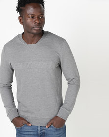 Sassoon Pullover Sweatshirt Grey