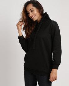 Utopia Sweatshirt Black