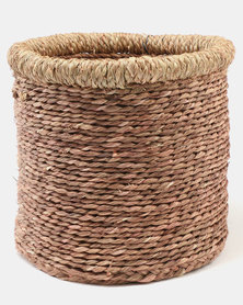 Grey Gardens Basket Natural