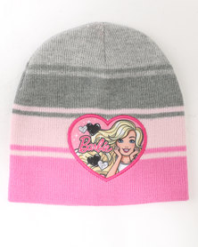 Character Brands Basic Beanie Barbie Pink
