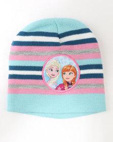 Character Brands Frozen 3 Piece Winter Set Blue Multi