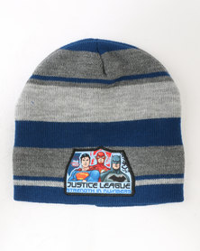 Justice League 3 Piece Winter Set Multi