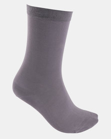 Falke Mercerised Cotton Socks Dusty Lilac
