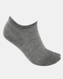 Falke Active Breeze Anklet Socks Light Grey Melange