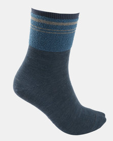 Falke Athletic Chic Socks Ink