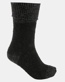 Falke Bedrock Socks Black
