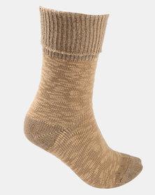 Falke Bedrock Socks Beige