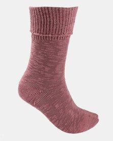Falke Bedrock Socks Rosy Blush